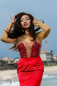 WOW!! The New CROWNED Miss Tourism Nigeria World 2015,Queen Ifeoma Sharon Anya Releases New Photos.