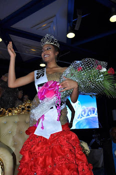 19year old Debbie Douglas emerges MBGA winner 2015..see photos + full gist