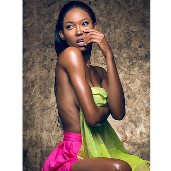 Ex MBGN model Precious John dazzles in raunchy photos