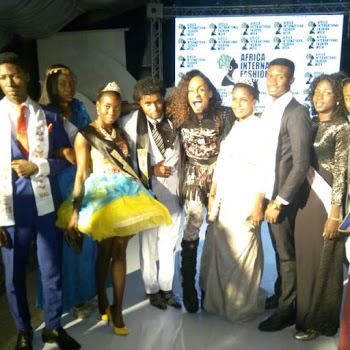 Miss Unizik & Mr Unical emerges as winners of FUN pageant 2015