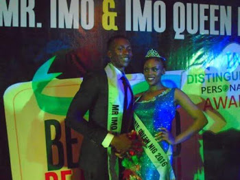 Wow Meet Lucky Winners of Mr and Miss Imo State Nigeria 2016 (Photos)