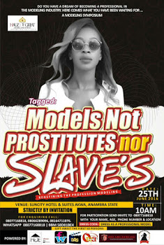 NEWS FLASH!!MODELS NOT PROSTITUES NOR SLAVES BROUGHT TO YOU BY HAUZ OF GREAT ENTERTAINMENT