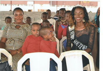 NewsFlash!!!Meet The 21-Year Old Beauty Queen That Has A Deep Passion For Kids.