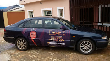 Did you see that??? Organisers of Miss Diva Nigeria Unveils Star Prize For the Pageant.