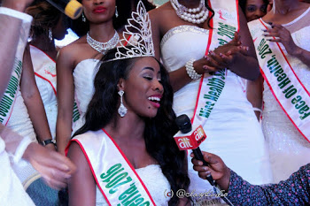 Woooooow!!!!!23 -Year – Old Rita Chinedu Wins Miss Health 2016 Beauty