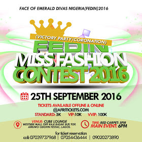 Will you miss this???Face of Emerald Divas Nigeria Set To Take Centre State in Lagos.