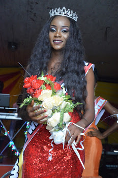 (Oh she's lovely) Miss Wosu Cynthia  Wins Miss Tourism  Niger Delta 2016.