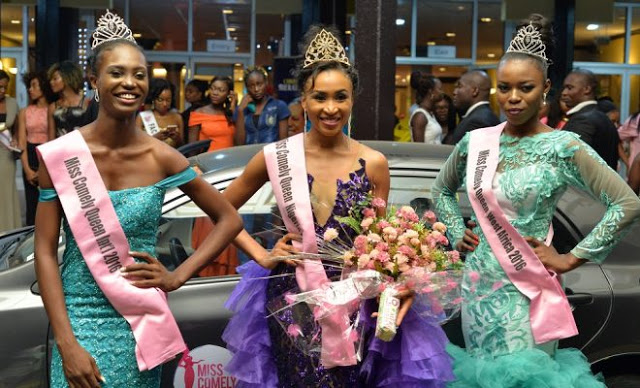 (She is so pretty)Miss Chukwukere Chinonye Wins Miss Comely Queen Nigeria 2016: Photos