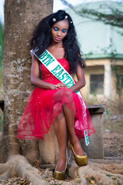 (Young and pretty)Queen Ogwo Karachi  Glows in New shoots.