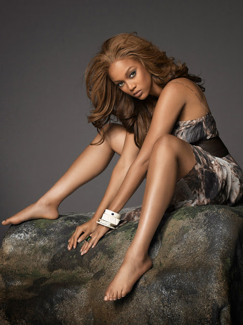 Super Model Tyra Banks announced As The New Host of America's Got Talent