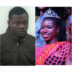 Shocking news!! Nigerian man arrested in Kenya for rap!ng a 19-year-old beauty queen.