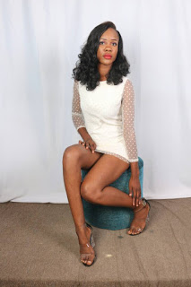 Modelssphere Model of the Week,Blessing Akpowowo is super Hott (Photos)