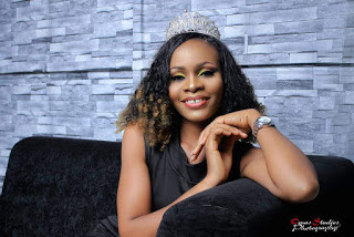 Meet our Serene and Unique beauty queen of the day, Queen Perpetua Fidelis
