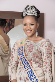 Check out Face Of CandyCity 2017 Queen Emmanuella Duke as she Glow in first official Photos