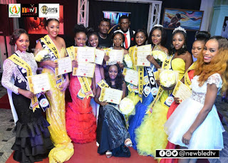 Onyeka Chioma MaryCynthia Crowned Miss Pretty Face Nigeria 2017
