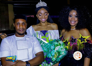 Oyindamilola Ajomole emerges as Face Of Nigeria World 2017.
