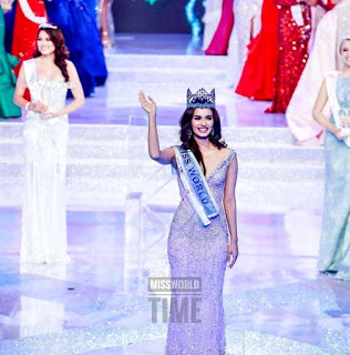 Miss world winner 2017