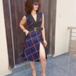 Nollywood Actress Angel Samuda Shows Off Hot Thigh In New Shoot.