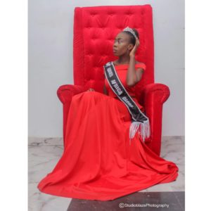Joy Agbozi controversial beauty Queen