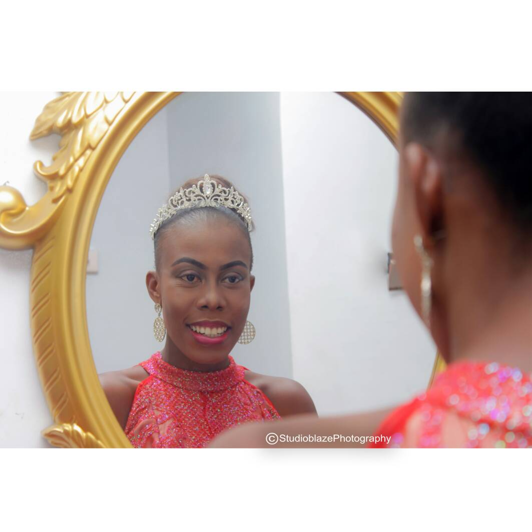 I know how to handle guys, exclusive interview with controversial beauty queen, Joy Agbozi