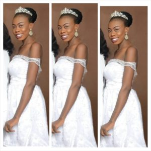 Photos of controversial beauty Queen Nigeria Joy Agbozi