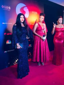 Nollywood actress Emmanuella Iloba amvca photos