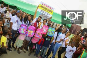 Photos from Jennifer okorie foundation