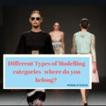 Types of Modelling categories
