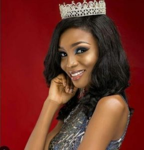 Stephanie Agbasi( MBGN Universe 2017).