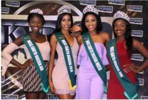 Who won Miss Earth Nigeria 2018