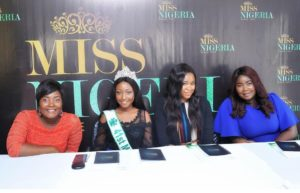 Registration miss Nigeria 2018