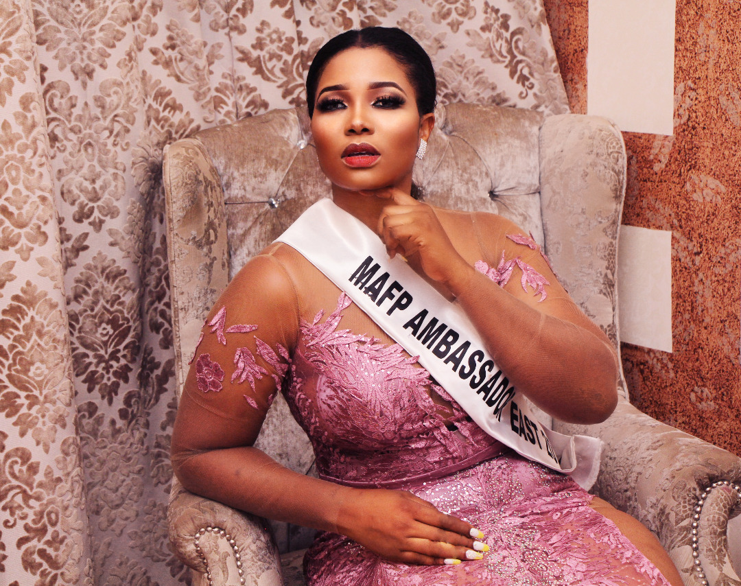 Queen Chioma Faith Uzofor Set to kick Her Girl Child Education Project