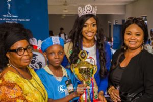 Princess Agunbiade miss grand Nigeria