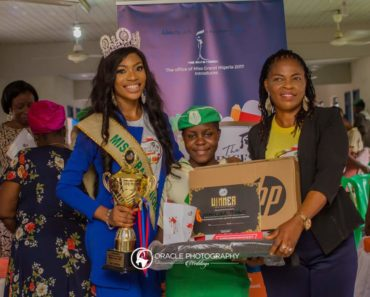 Princess Agunbiade spelling competition