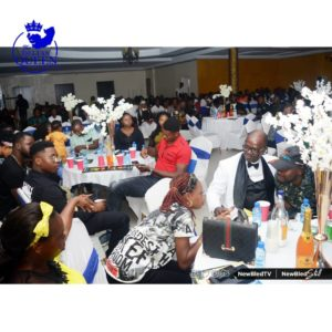 Event lovers at Deltan Queen Nigeria beauty pageant