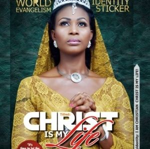 Nigerian Christian beauty queen