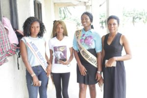 Pet project by miss influential queen Nigeria pageant
