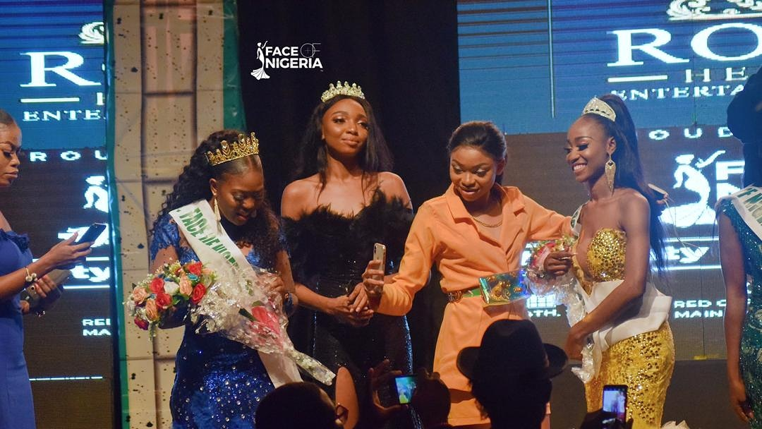 Face of Nigeria pageant gives out 3 cars to new queens (Photos)