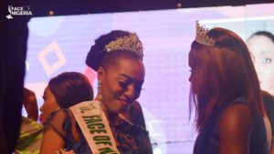 Grand finale photos of Face Of Nigeria Pageant pageant 2018