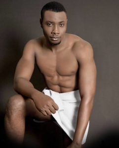 Top Nigerian model ifezue Emmanuel