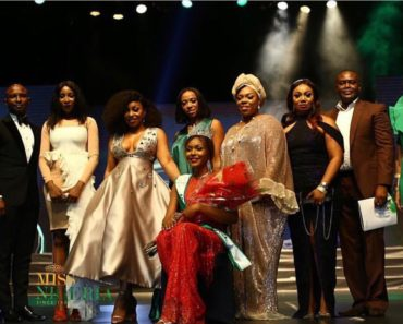Winner miss Nigeria 2018 photos
