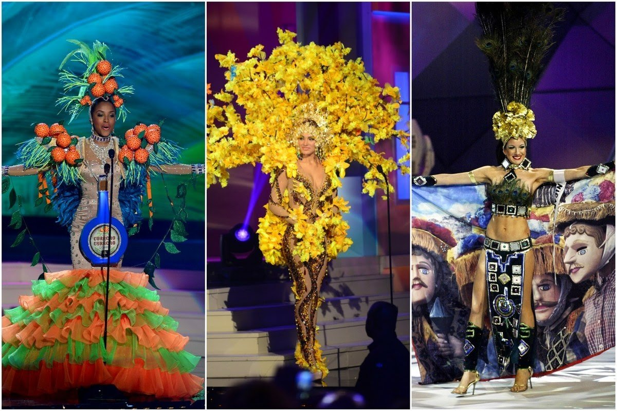 Pageant Costumes: Check out top 10 best beauty pageant costumes of all time (Photos)