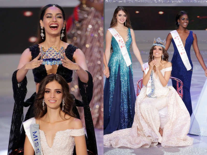 Who won miss world 2018?