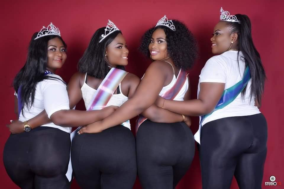 Official photos of Miss bum bum Bayelsa 2018 winners (Must see)