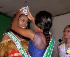 Winner miss Nigeria Global Beauty 2018 Perky Ebong