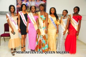 Winner miss miss influential queen Nigeria 2018