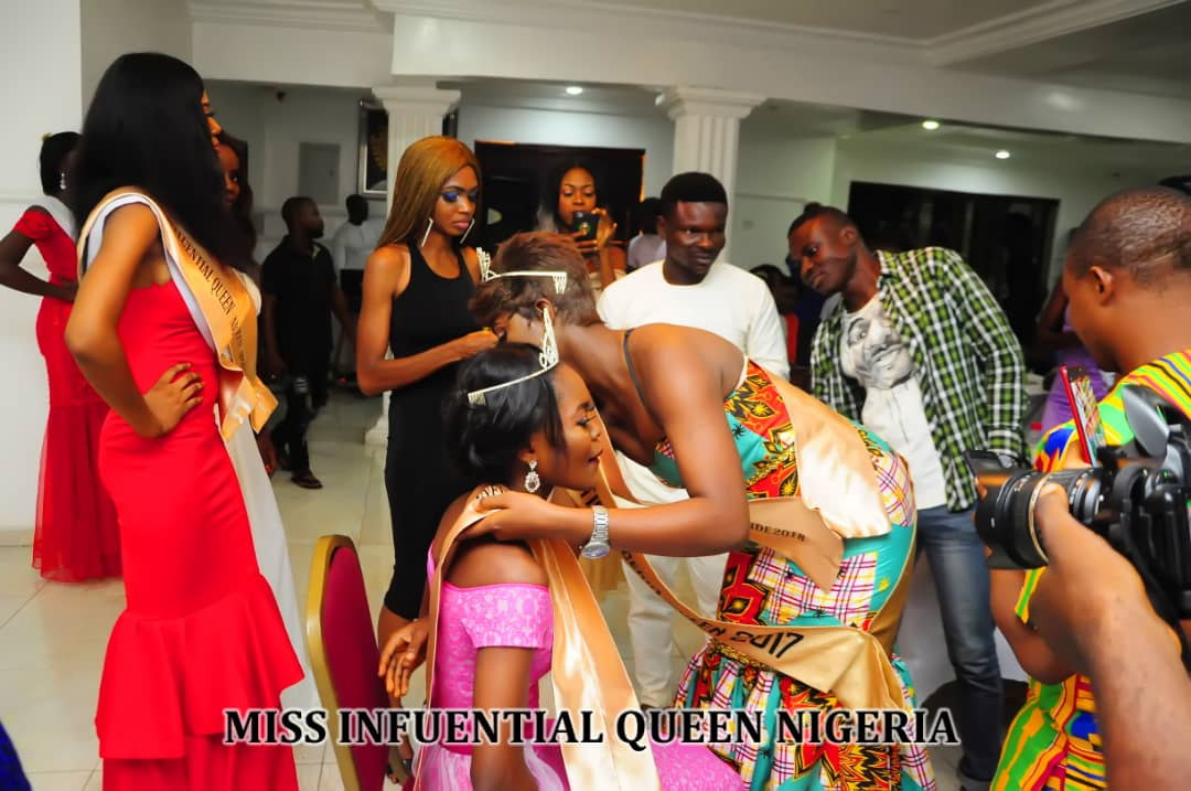Doubra igunis winner miss influential queen Nigeria 2018