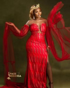 Joy Nguma face of Nigeria 2018 mansion in lagos