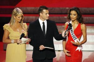Pageant questions about education and nature today