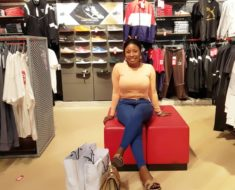 Female welder, Omoniye lesley faith shares Beautiful Pictures From her Dubai Trip